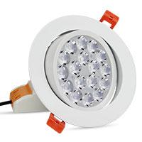 9W RGB+CCT LED Ceiling Spotlight